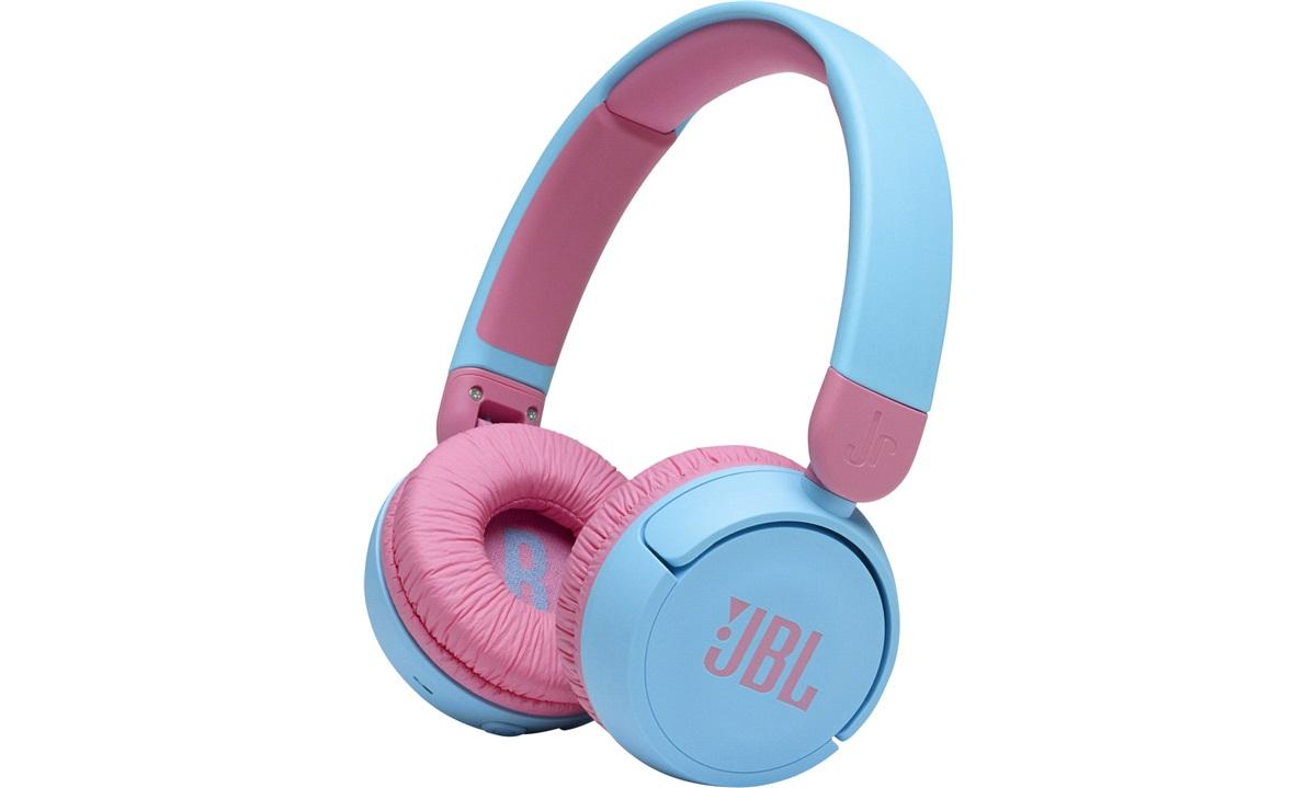 JBL Kids JR310 BT headphones Pink/Blue