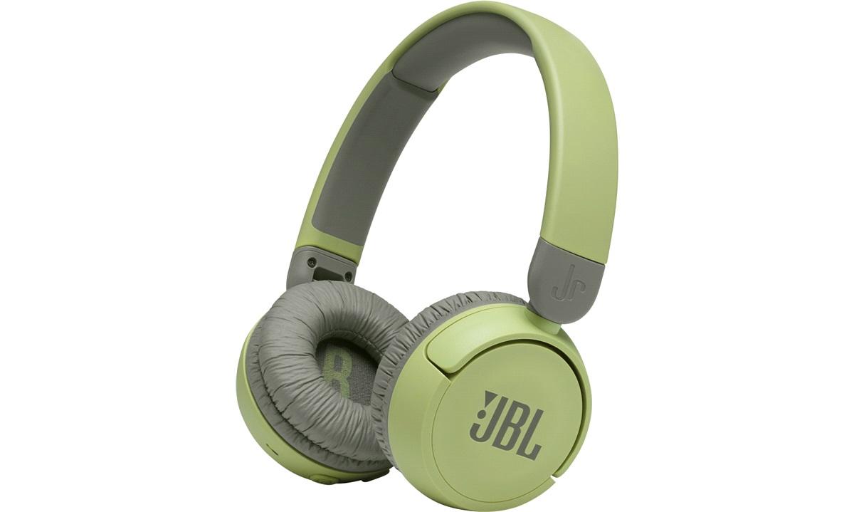 JBL Kids JR310 BT headphones Green