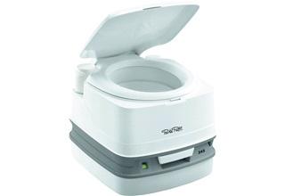 Toalett/sanitetsartikler