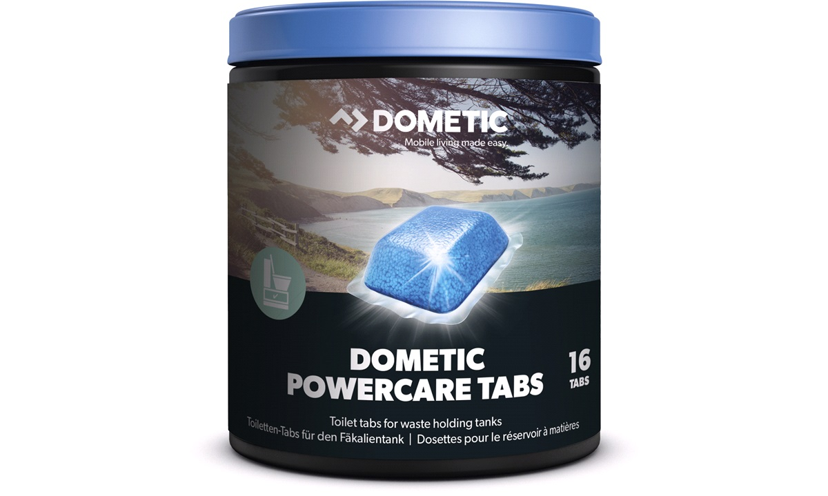 Toilettabletter Dometic PowerCare Tabs