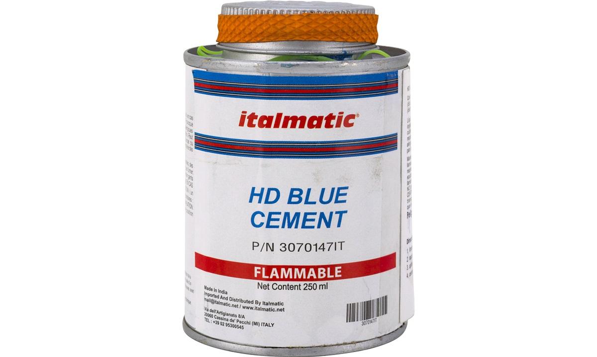 Lim til lapning af dæk HD BLUE 250ml