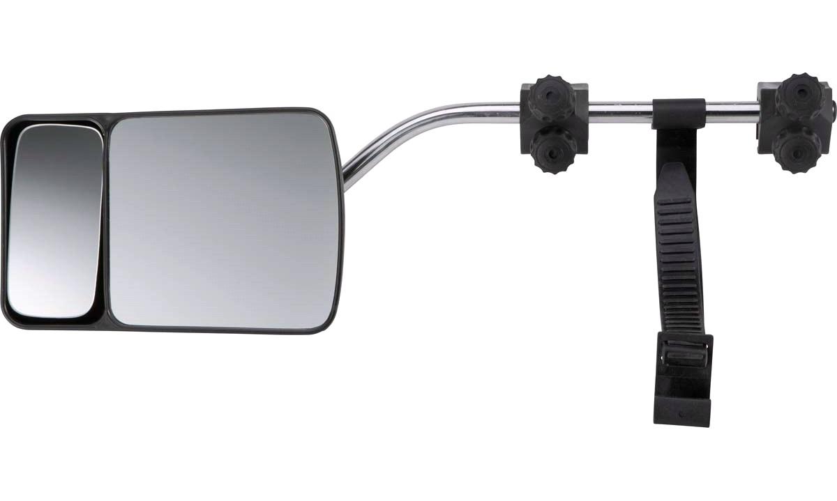 Caravanspejlsæt m. blind vinkelglas