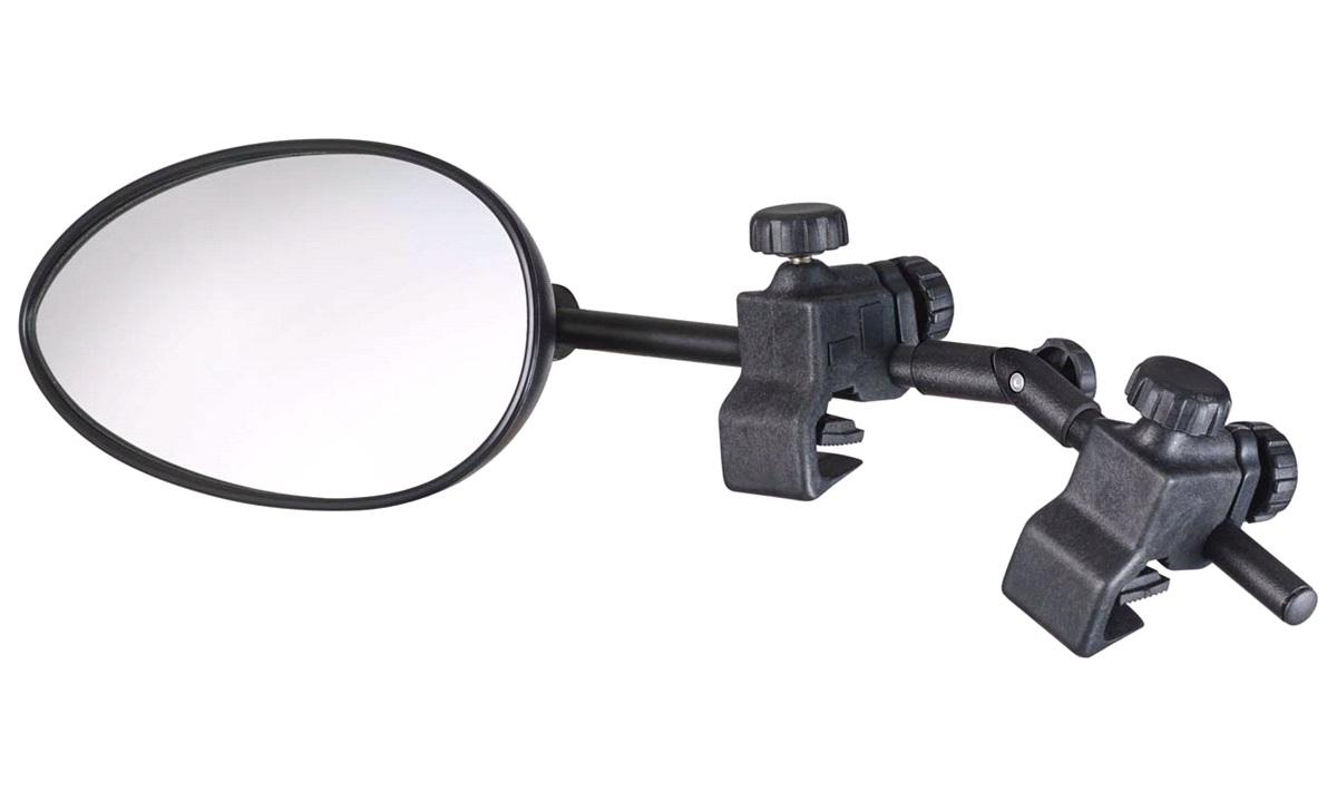 Spejlsæt, Speed Fix, flade glas, Reich