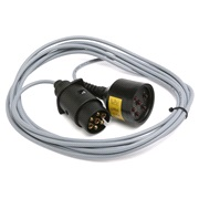 Tilhengerstikk-tester 7-polet 4M kabel
