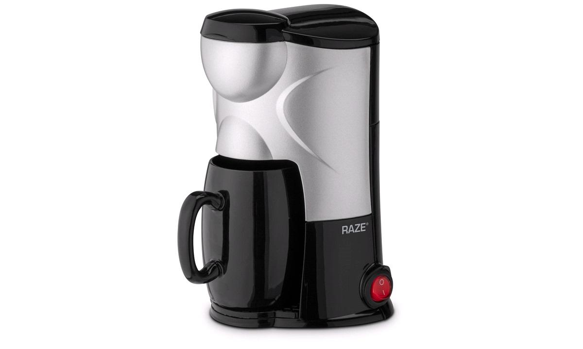 Kaffemaskine 1 kop, 12V RAZE