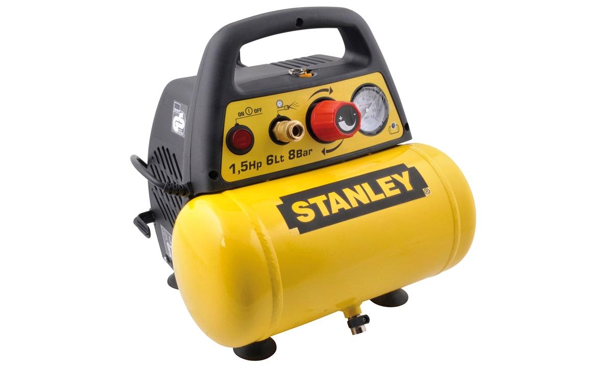 Kompressor 1,5HK 6 L STANLEY