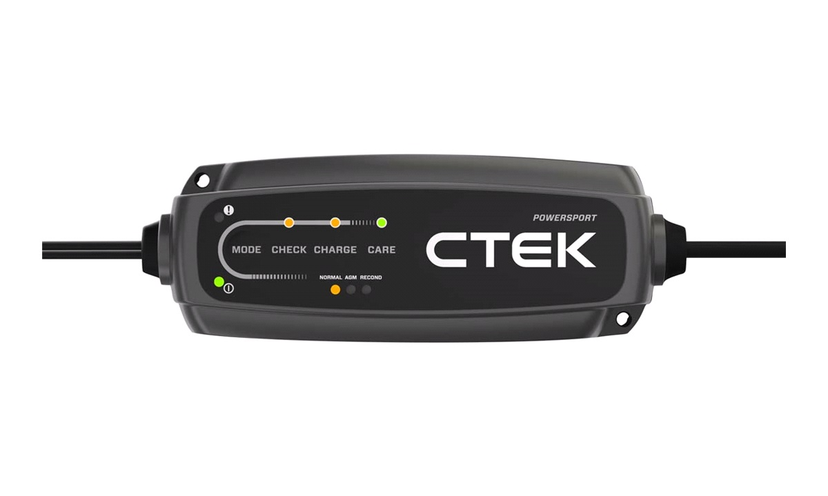 Batterilader CTEK CT5 Powersport