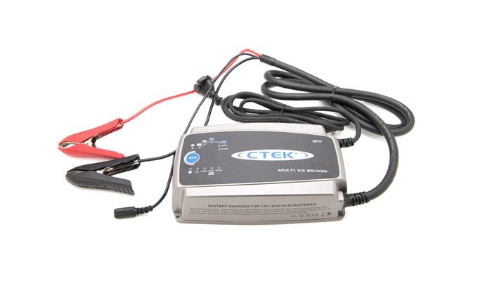 batterilader ctek mxs 25 12 v 25 a batteriladere. Black Bedroom Furniture Sets. Home Design Ideas