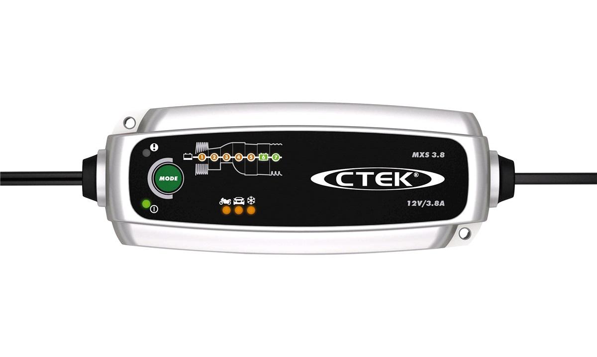 Batterilader CTEK MXS 3.8A