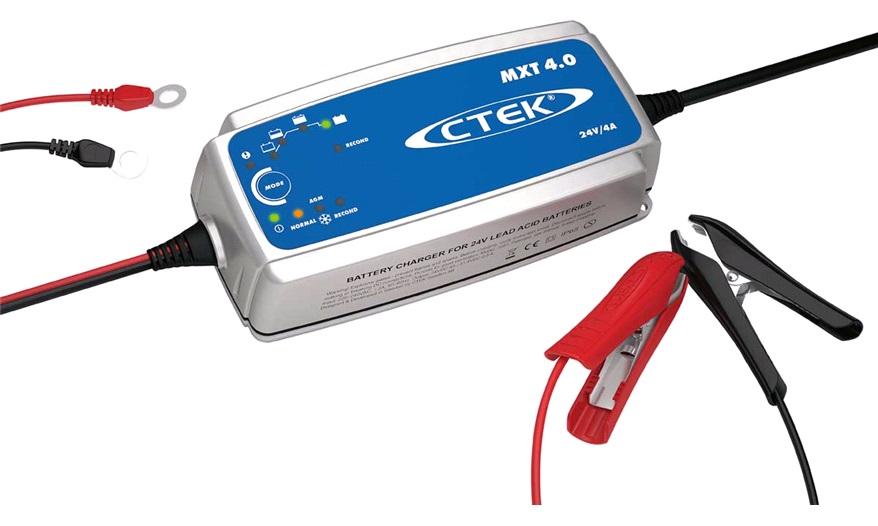Oprindeligt Batterilader CTEK MXT 4 EU 24V - Lader - thansen.no TA92
