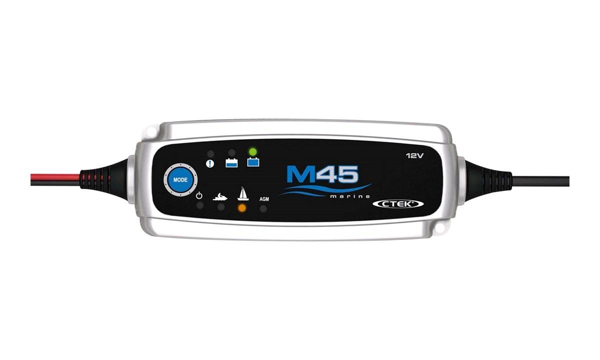 Batterilader CTEK M45 3.6A Marine