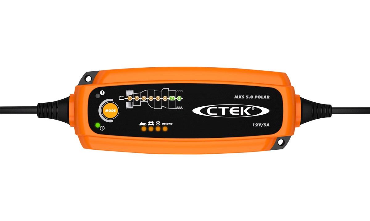 Batterilader CTEK Litium XS EU Batteriladere thansen.no