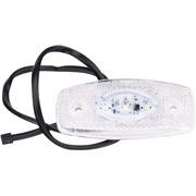 Markeringslys LED HVID 12/24V