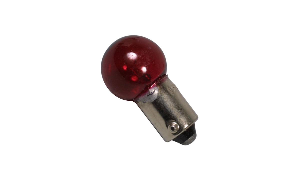Pære 12V-3W (BA9s) rød