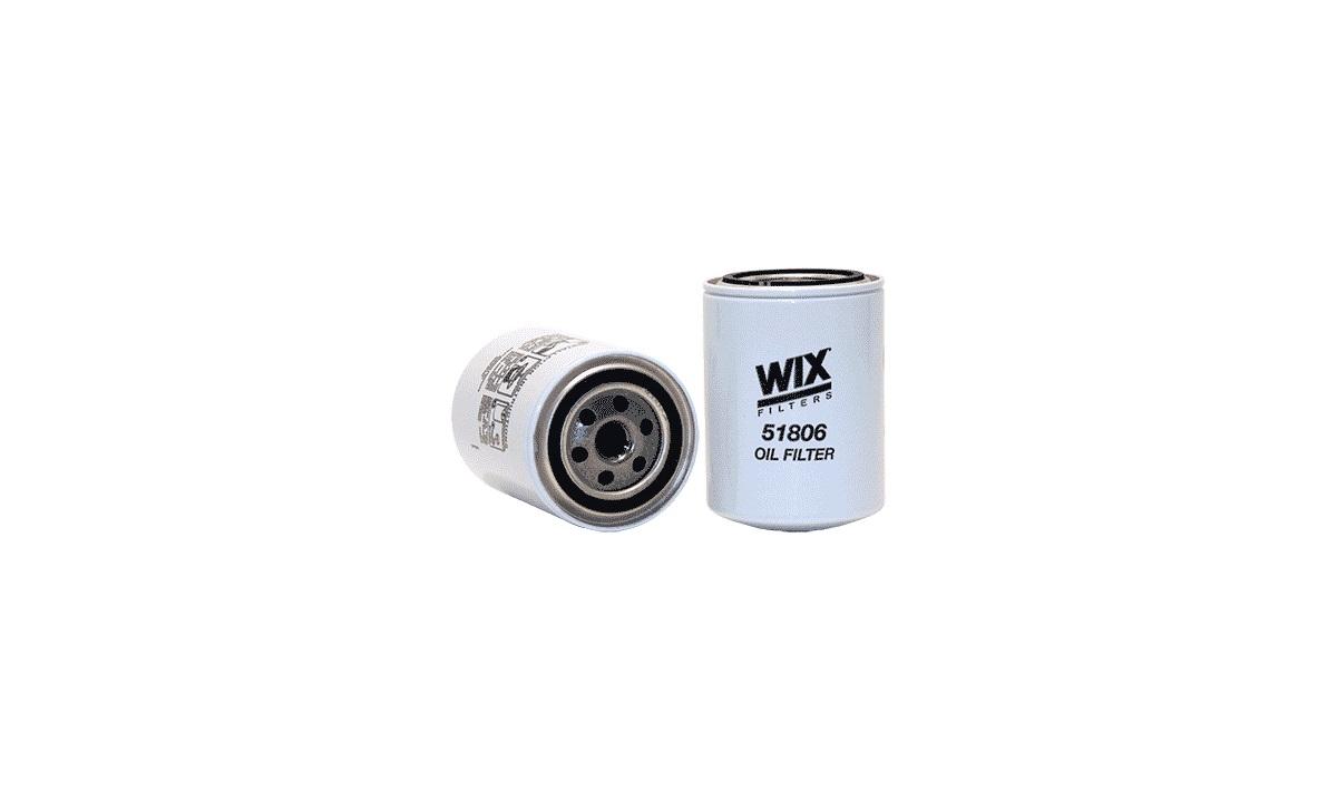 WIX Oljefilter 51806