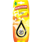 Wunderbaum Clip Vanilla Luftfrisker