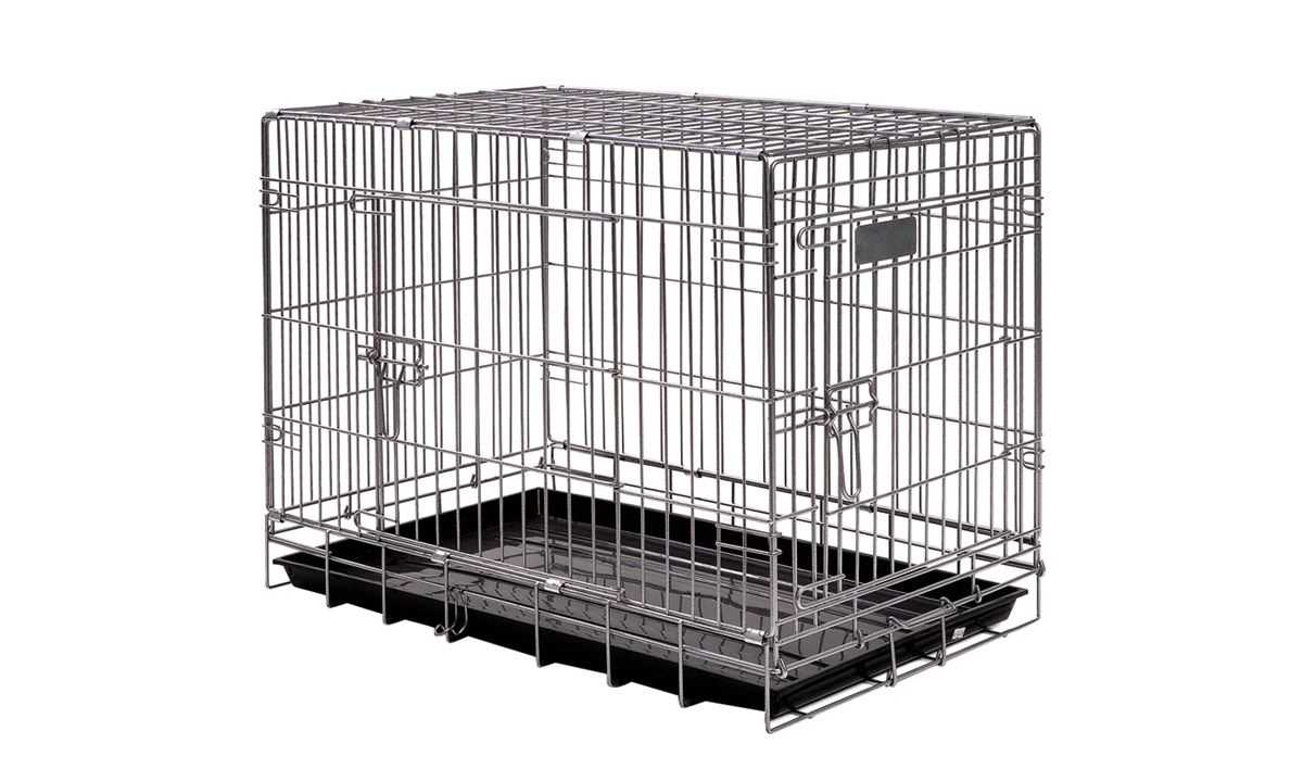 Transportbur til hund XL