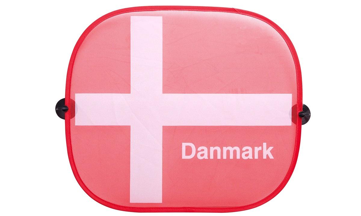 Solbeskytter, 2 stk. Danmark