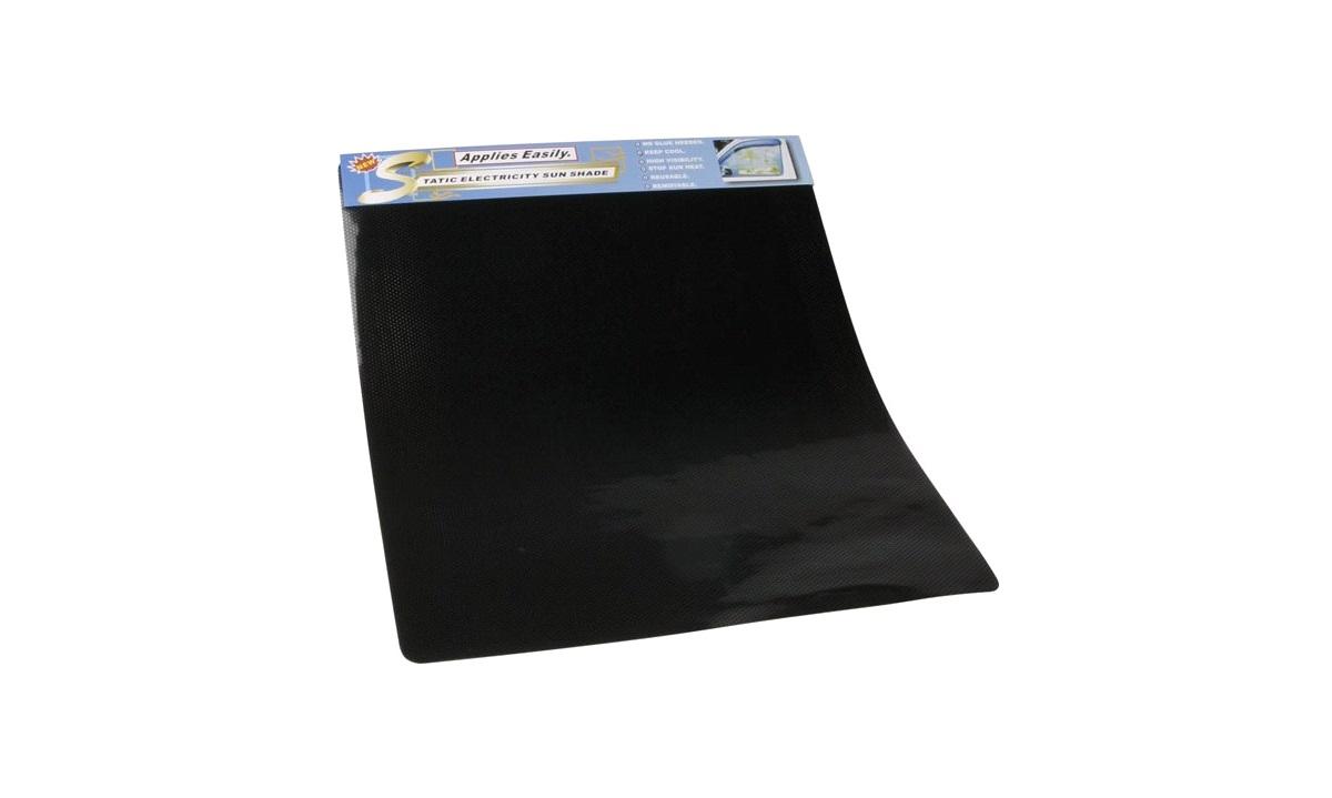 Statisk solfilm til rude 2 stk 34x43 cm