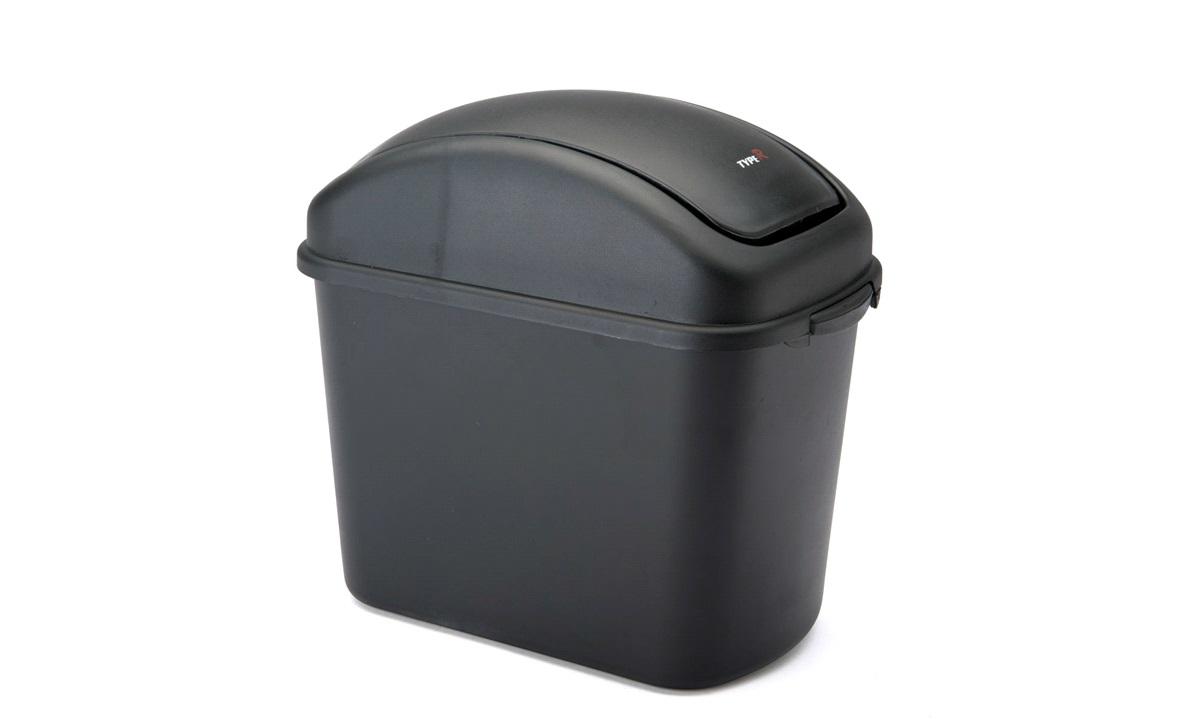 Affaldsbox til bil