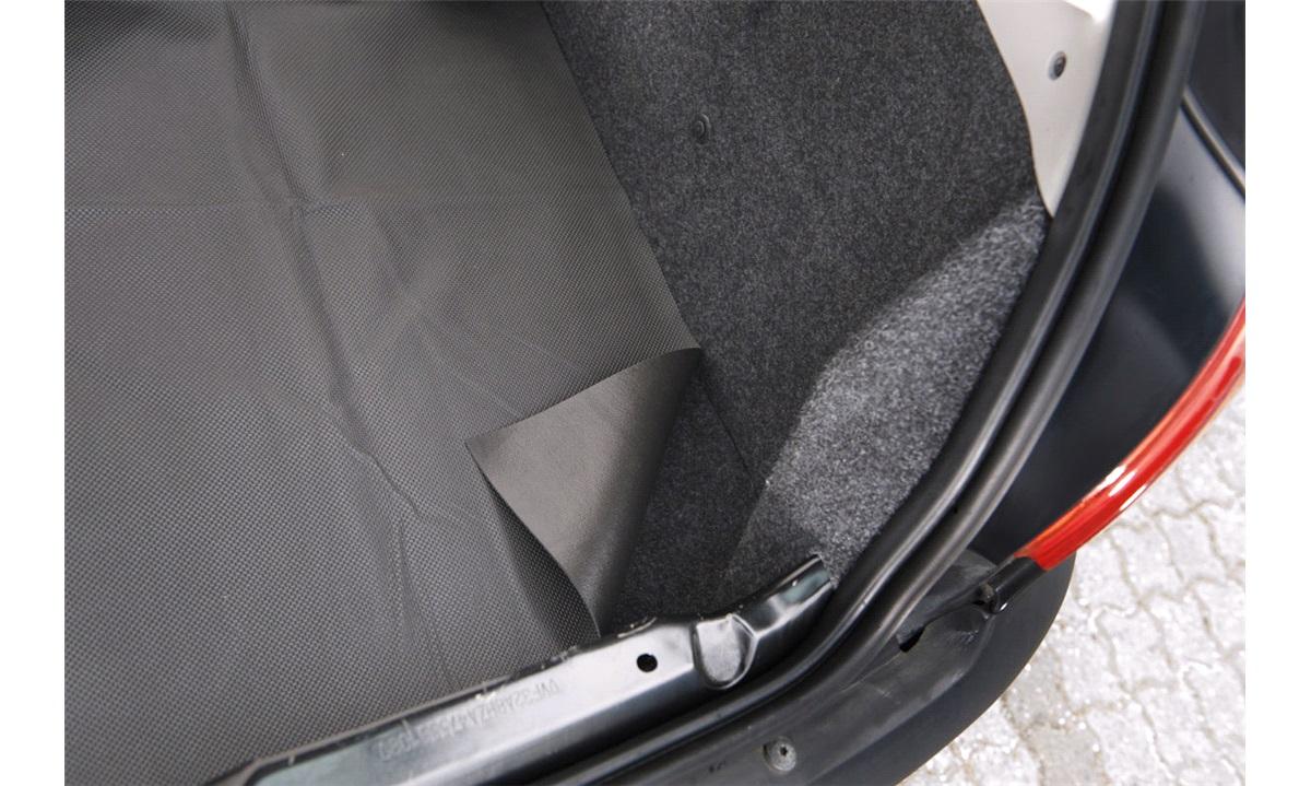 Antiskridmåtte bagagerum Lux 120x120 cm