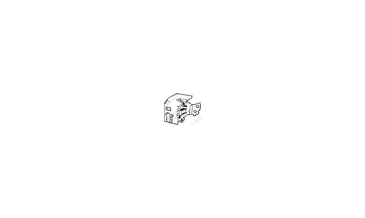 Gummiophæng - (Bosal)