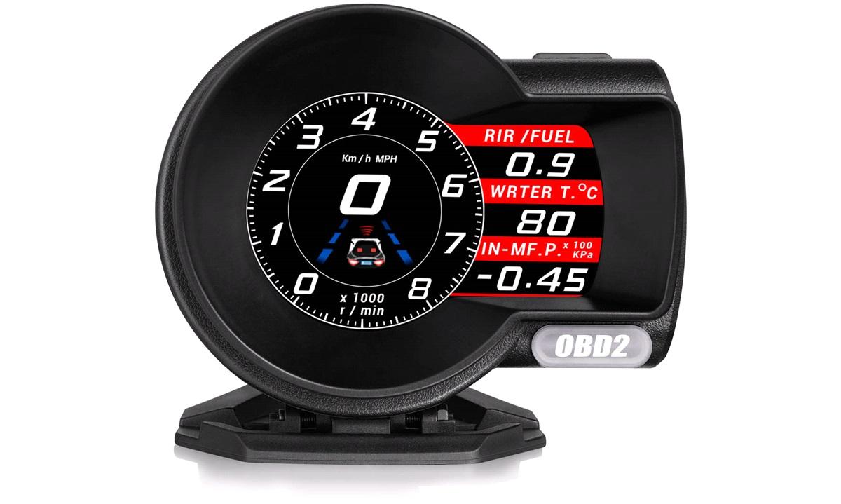 OBD2 Racing Gauge Smart display F8 RAZE