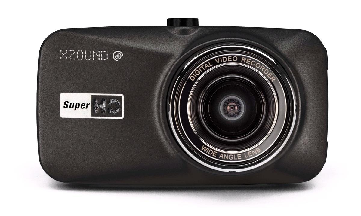 "Bilkamera DVR Full HD 2,7"" XZOUND DVR-20"