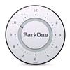 Elektronisk P-skive ParkOne 2 Titanium S