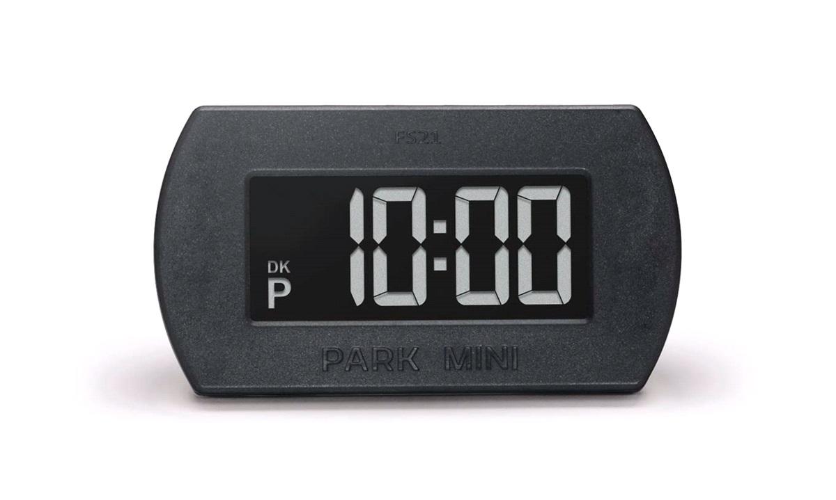 Elektronisk p-skive Park Mini