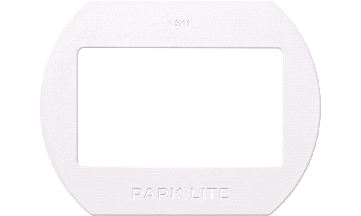 Front til PARK LITE hvid