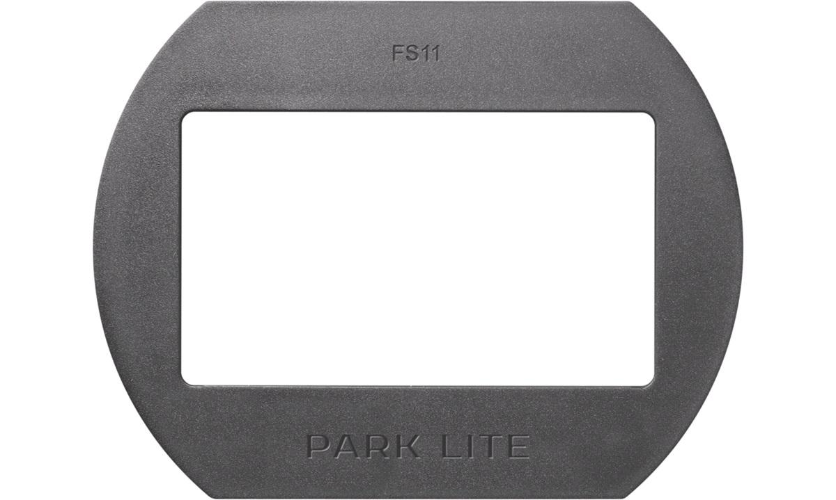Front til PARK LITE mørk grå