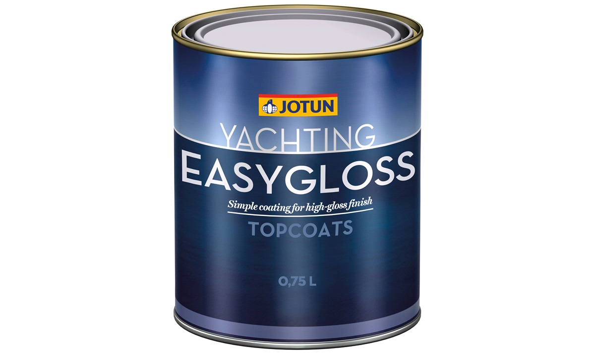 Jotun Easygloss 0,75 ltr. Draco Red