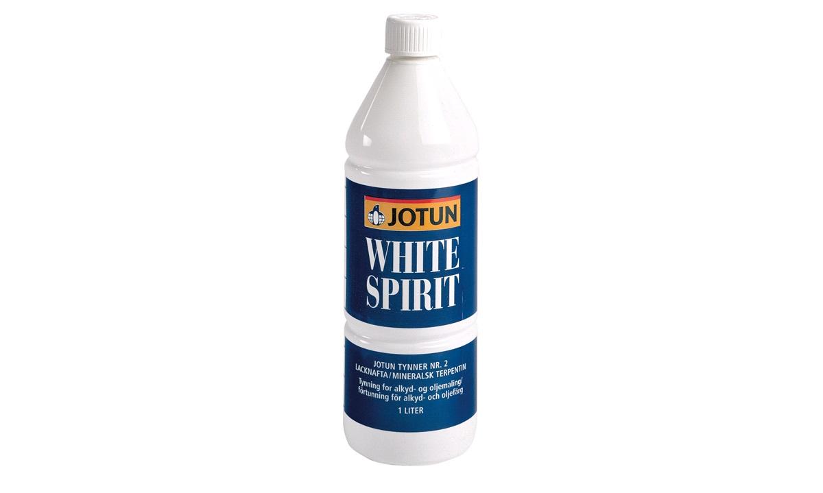 Jotun Fortynder nr.2, White Spirit 1 ltr