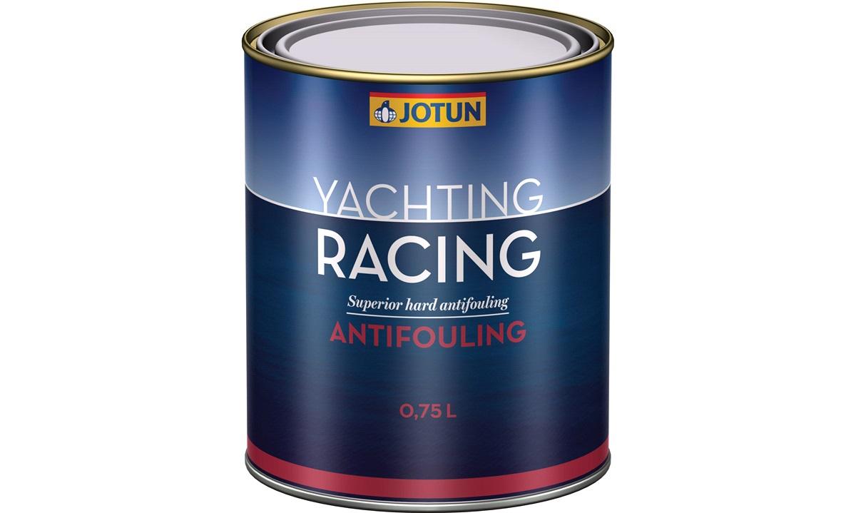 Jotun racing hvit 3/4 ltr