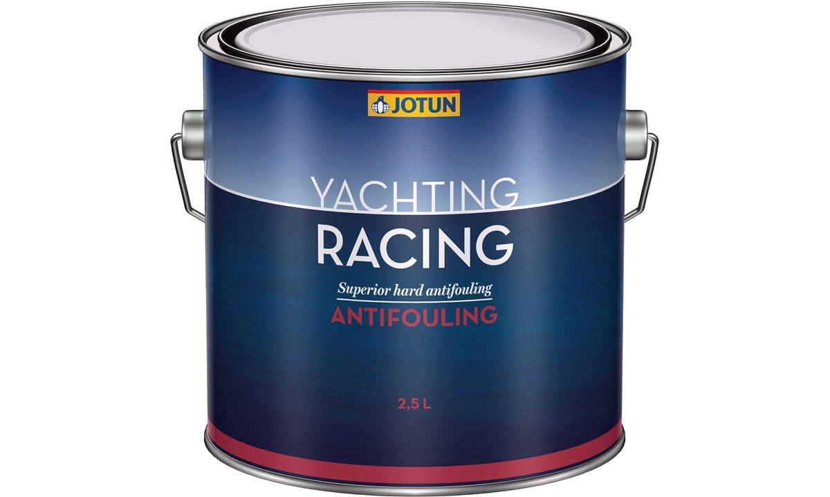 Jotun racing hvit 2.5 ltr