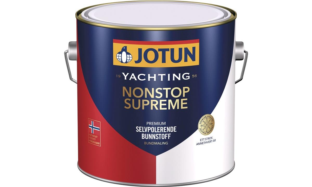 Jotun Non-Stop, Supreme, Blå, 2,5 ltr.