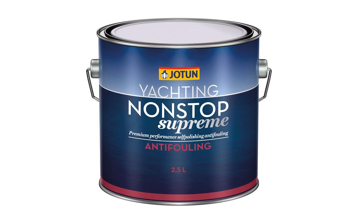 Jotun Non-Stop, Supreme, rød, 2,5ltr.