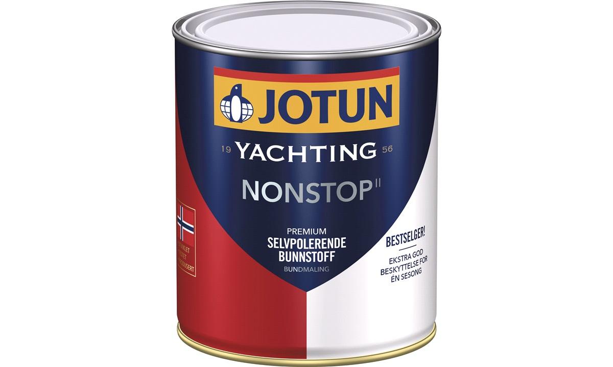 JOTUN Bundmaling, Non-stop Blå 750 ml