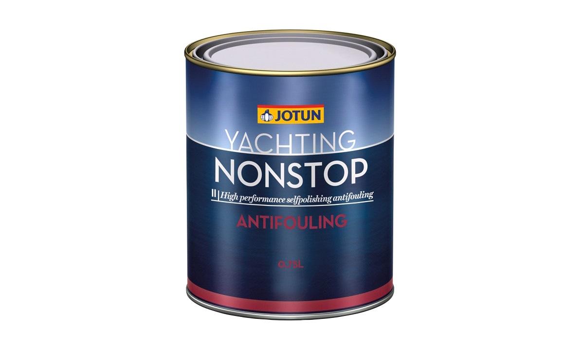 JOTUN Bundmaling, Non-stop Sort 750 ml
