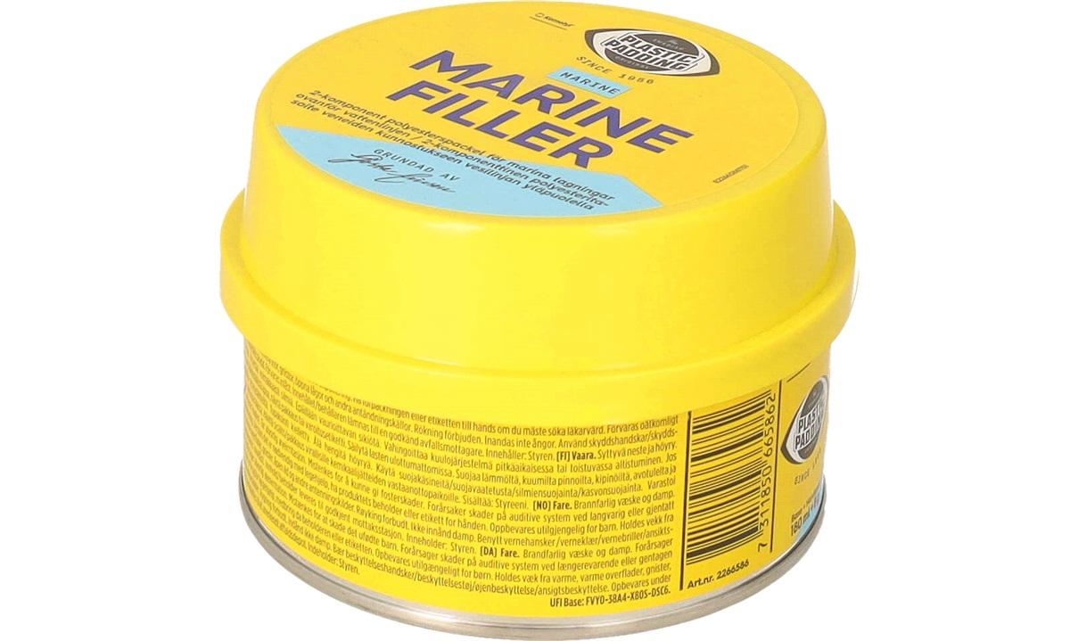 Marine Filler, Plastic Padding, 180 ml