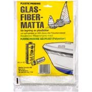 Glasfibermåtte, 95x18cm, Plastic Padding