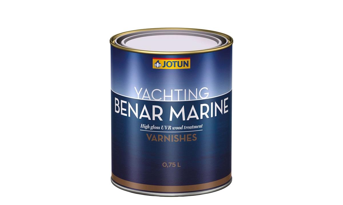 Jotun Benar Marine Olie, 2,5 Ltr.