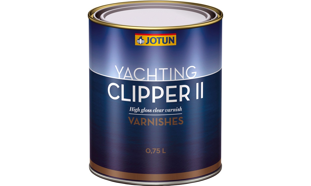 Jotun Clipper II lak, 0,75 ltr.