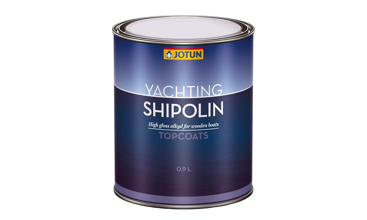 Jotun Shipolin hvid 1,0 ltr.