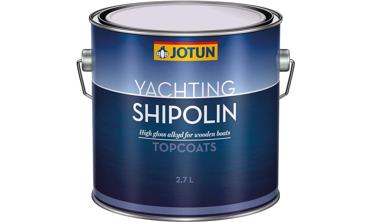 Jotun Shipolin hvit 3,0 ltr.