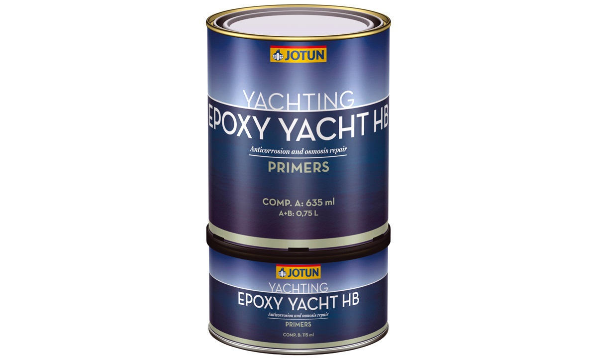 Jotun Epoxy Yacht HB  A+B  0,75 ltr.