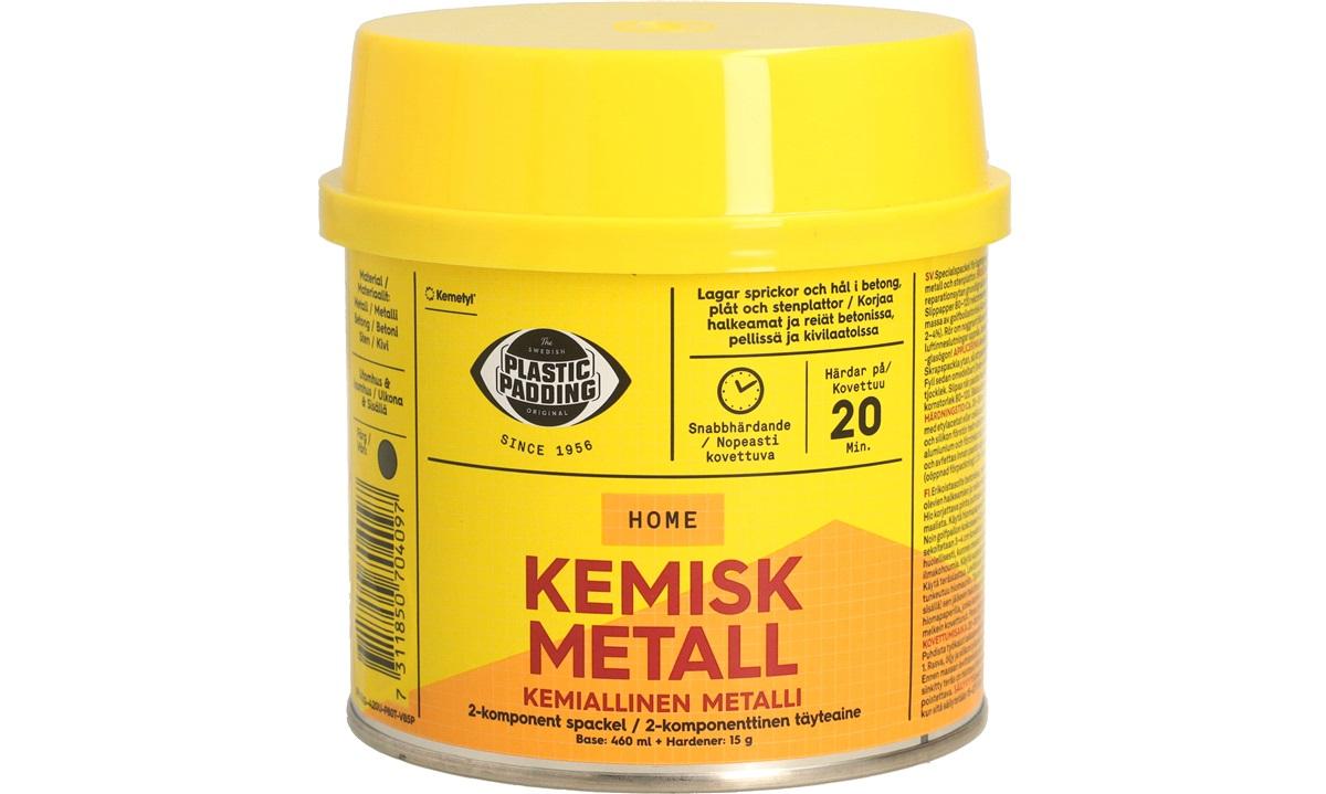 Plastic Padding Kjemisk Metall 460 ml
