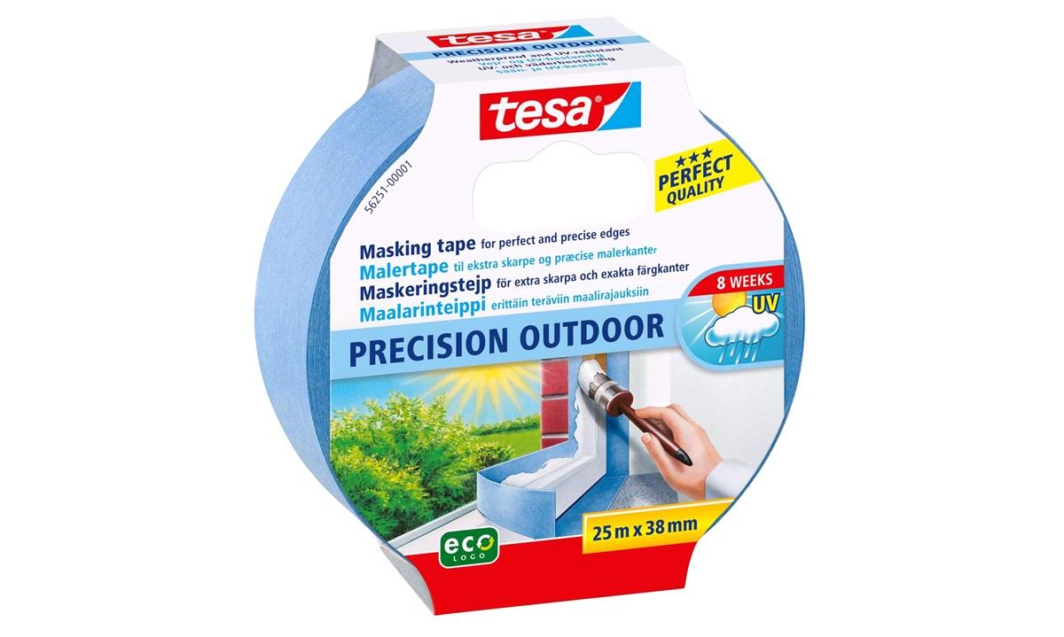 TESA Malertape Precision Outdoor, 38mm x 25mtr