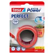 TESA Lærredstape, Ex Power rød 38x2,75